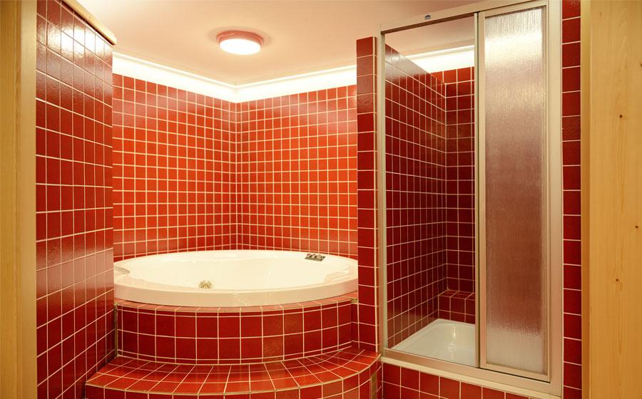 Simple di prenotare questo servizio non incluso nel prezzo poich esso riservato ai soli ospiti for Costruire una sauna in casa
