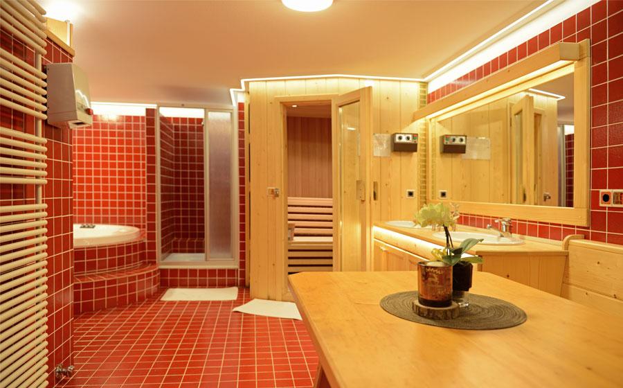 Benessere in val gardena appartamenti con sauna e - Centro benessere a casa ...